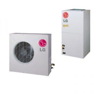 aire acondicionado tipo Split ductos